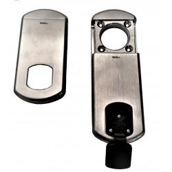 Protecteur de Cylindre rond Diamètre 37 mm inox satiné