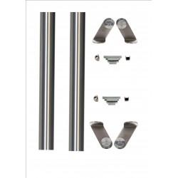 Barre à couper 2500 mm- Inox 316 -
