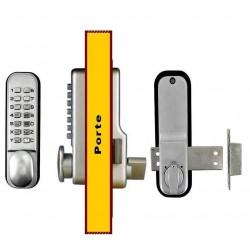VERROU A CODE DIGITAL -Pour utilisation externe ou interne
