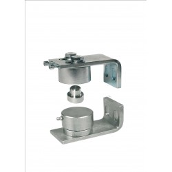 Pivot de portail a Visser et Souder KLOSE - A Coussinets - Roulements Billes Diam 50 mm-203