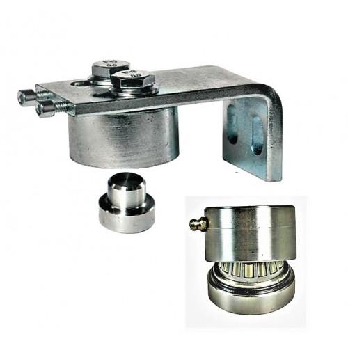 Pivot de portail a Visser KLOSE - A Coussinets - Roulement Bille Diam 50 mm- 201 -